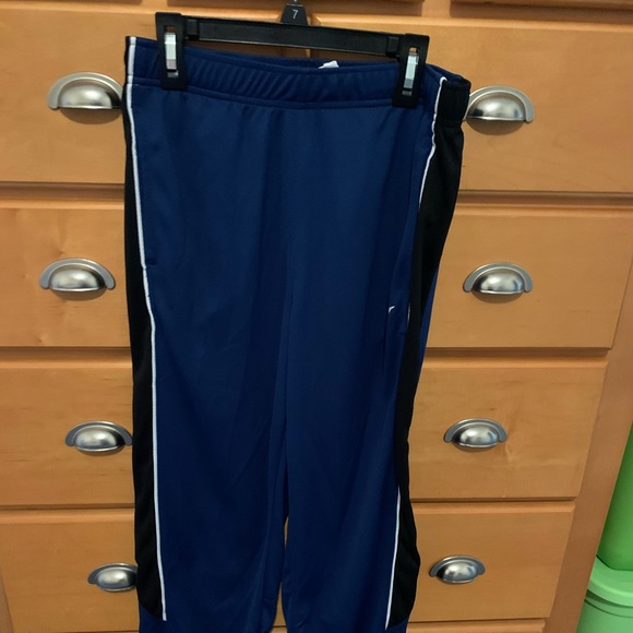 Old Navy Other - Boys Old Navy Active Pants NWOT XL blue